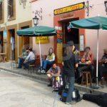 Pese a el coronavirus, turistas italianos y alemanes arriban  Chiapas