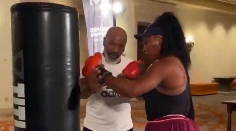 Mike Tyson regresa