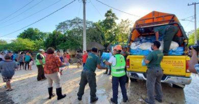 Solicitan recursos del Fonden para el sur de Quintana Roo