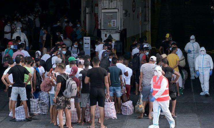 Italia aplica cuarentena a viajeros de países europeos