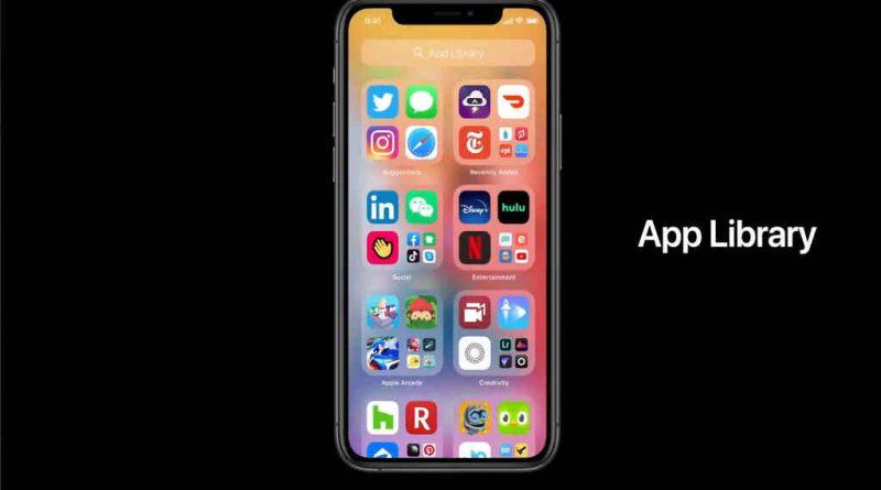 Disponible iOS 14