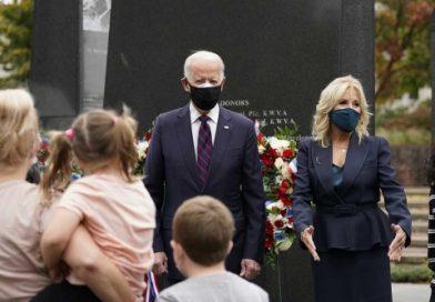 Biden sigue con la transición a pesar de bloqueo