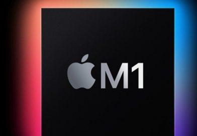 M1, el primer chip desarrollado por Apple para sus Mac