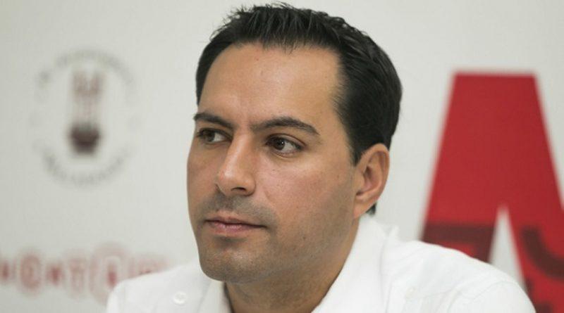Gobernador de Yucatán vence al covid