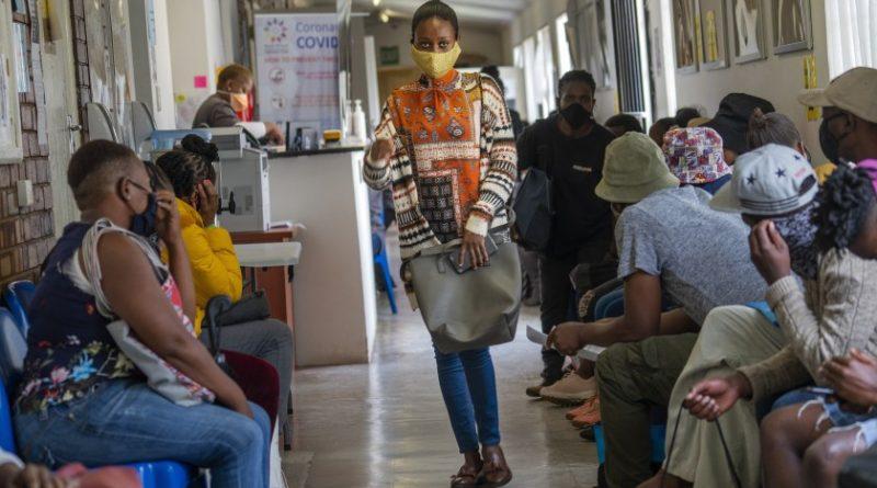 Sudáfrica suspende la vacuna de Oxford