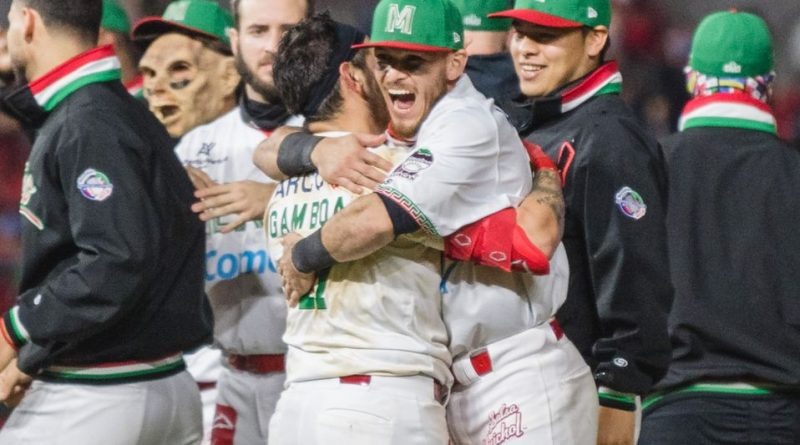 México, avanza a semifinales de la Serie del Caribe 2021